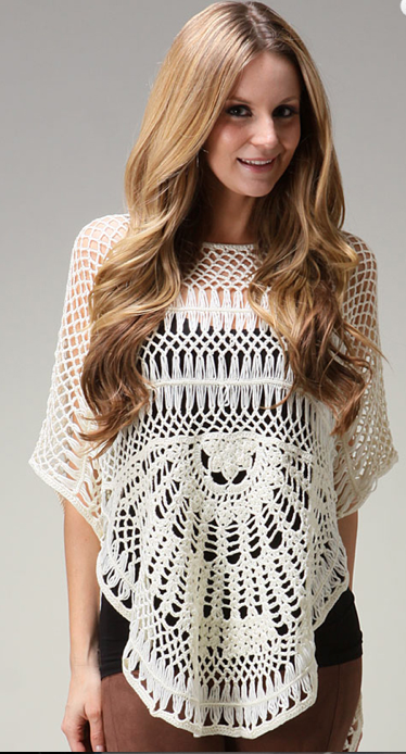 crochet tunic: perfect for every occasion ESNRWTA