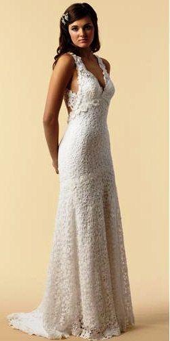 crochet wedding dress iu0027ve already bought my wedding dress, but i can still perv! brand new look CDVGLQG