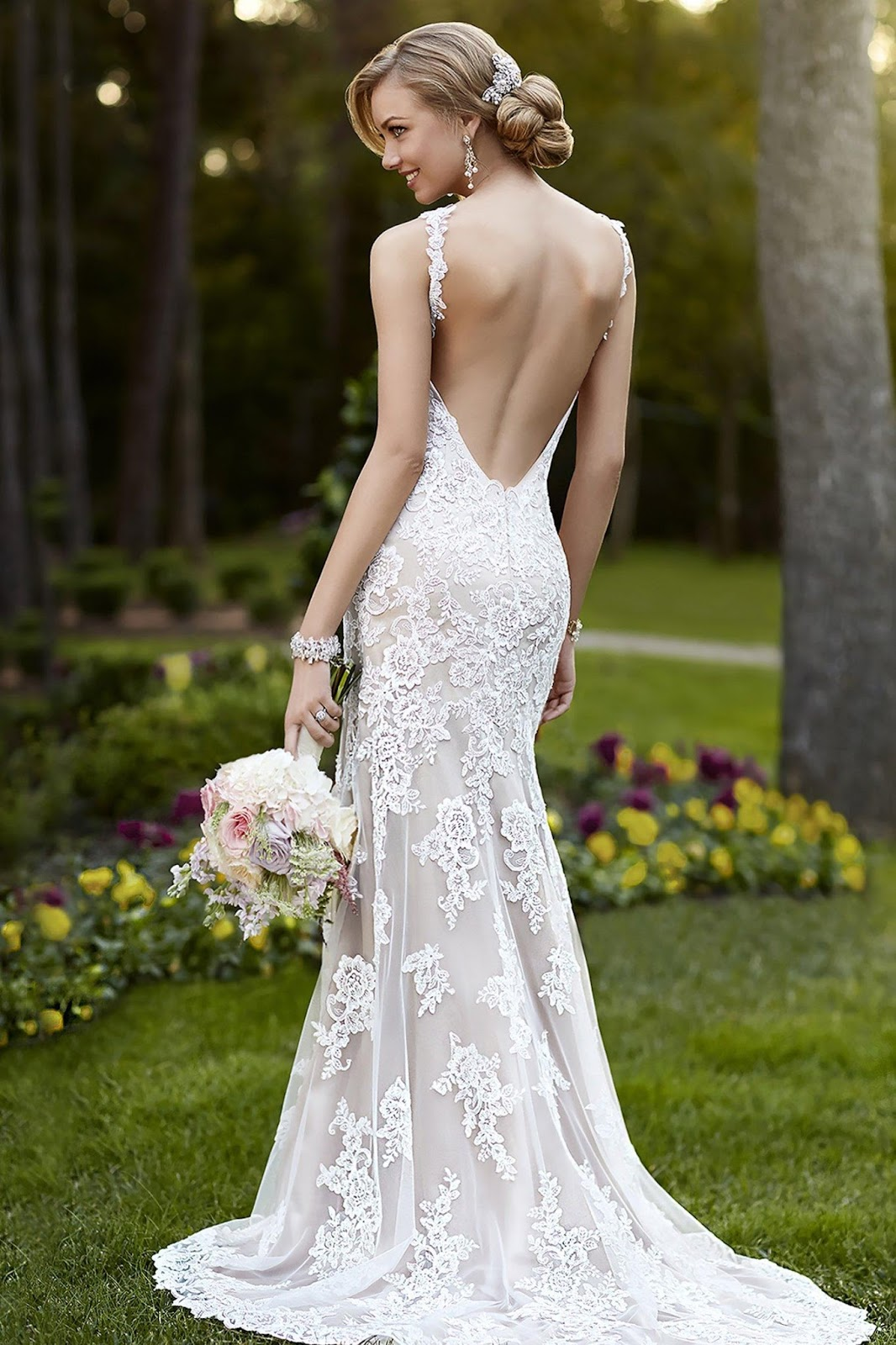 crochet wedding dress patterns free INSRAQG