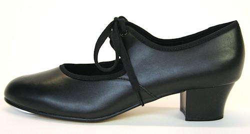 cuban heels cuban heel pu tap shoe ... ABDJMSX
