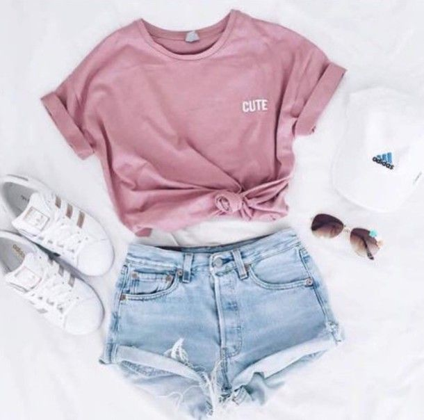 cute outfits find out where to get the shirt. cute summer outfits ... MLTWBDL