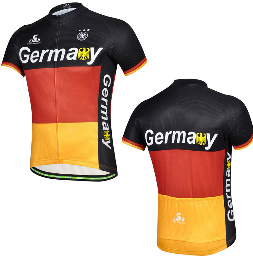 cycle clothing online shop the world cup germany team cycling clothing mountain bike jersey  road bike AQSPLZM