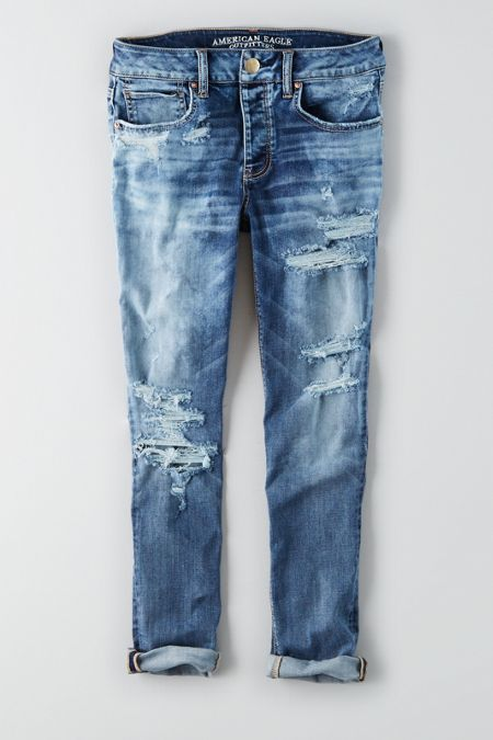 denim jeans the best and most comfortable jeans i ever purchased! aeo denim x cafe  tomgirl KAWORWG