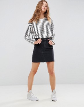 denim skirts | womenu0027s denim skirts, maxi skirts and mini skirts | asos BETSOZE