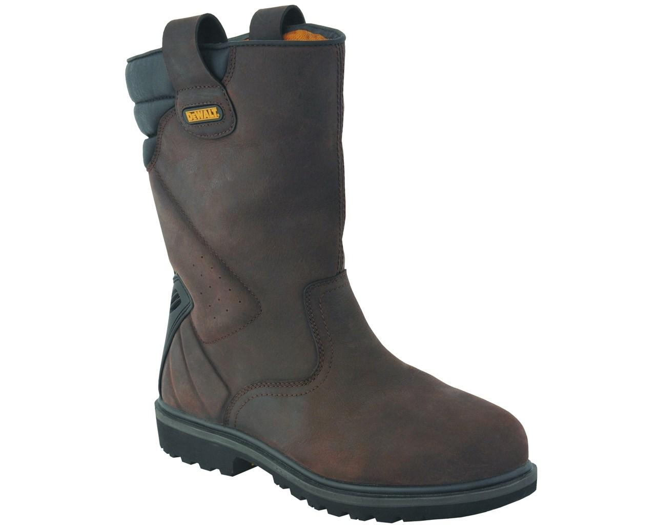 dewalt workwear logo dewalt safety rigger boots SHYTGXM