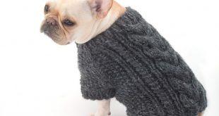 dog sweater knitting pattern free dog sweater knitting patterns - at the loveknitting blog! IBJGPAA