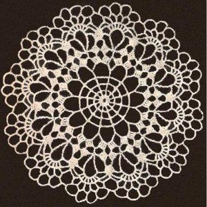 doily patterns free vintage crochet patterns for doilies HMVBQDV
