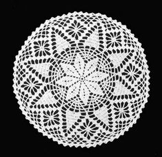 doily patterns information and free patterns LOVICGF