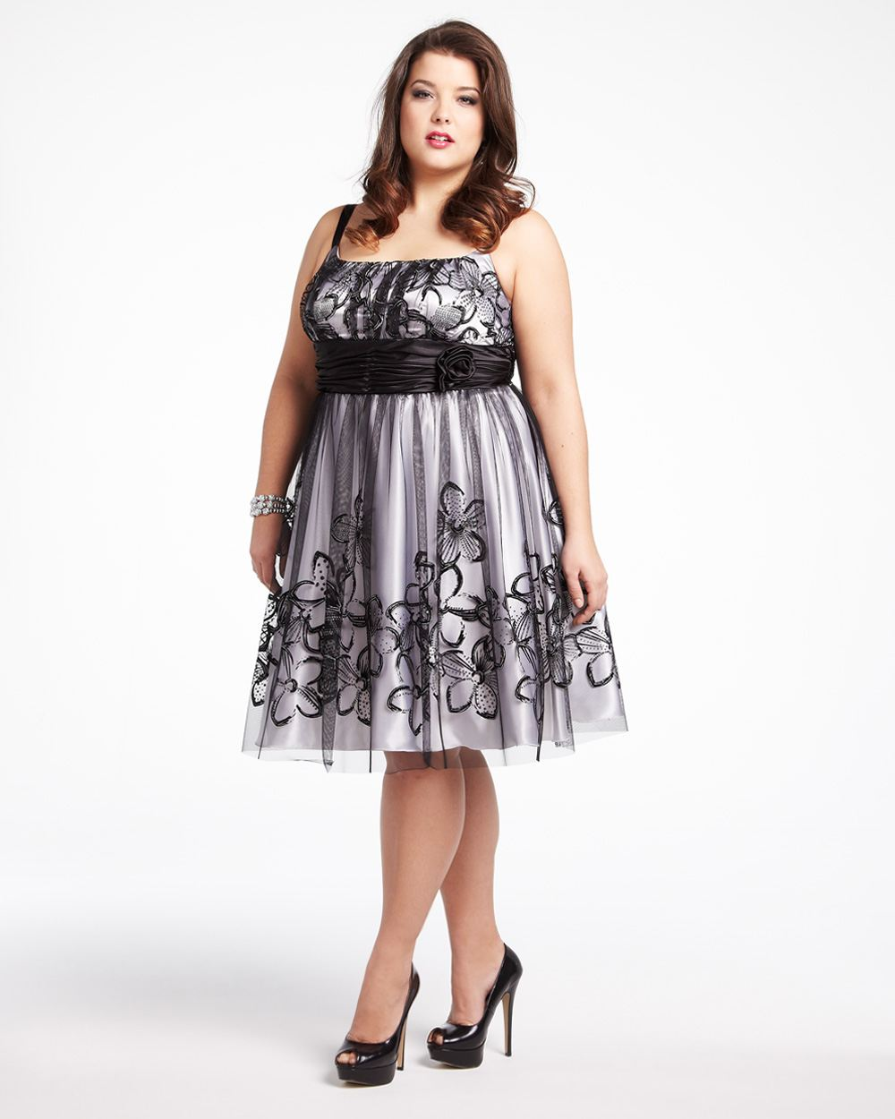 Dresses for plus size women flattering dresses for plus size women AKWRTEY