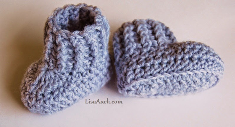 easy crochet baby booties free crochet patterns baby booties WPNHZFU