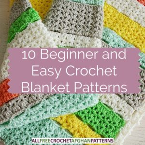 easy crochet blanket patterns blog - beginner and easy crochet afghan. beginner crochet blanket patterns XKVNYOQ