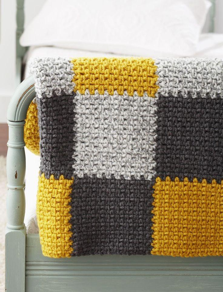 Create An Easy Crochet Blanket For Winter Fashionarrow