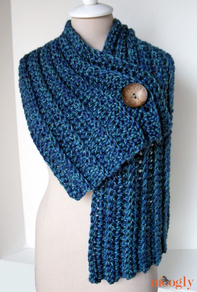 easy crochet scarf patterns big rib scarf :: free #crochet pattern, easy enough for beginners! YTOKSPN