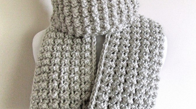 Easy Crochet Scarf Patterns Trendy Free Quick And Easy Crochet Scarf
