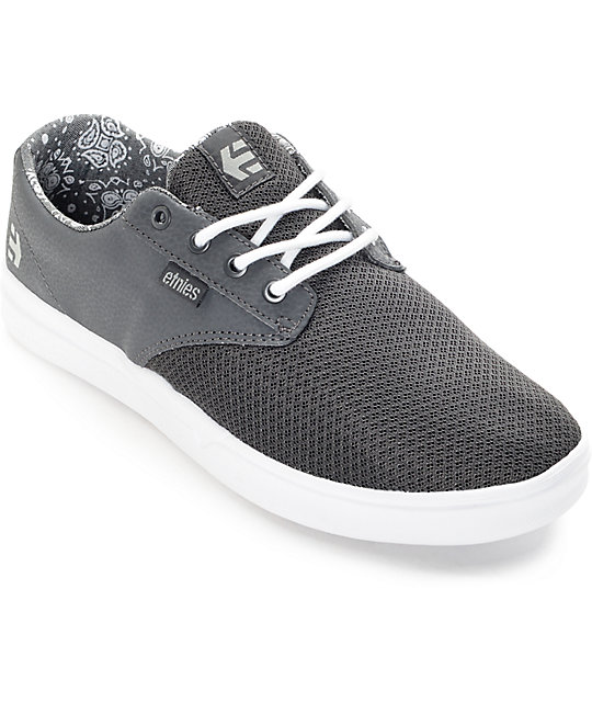 etnies jameson sc dark grey shoes IQBTIKT