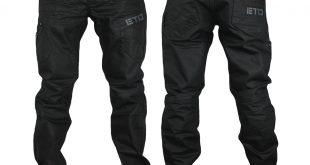eto jeans image is loading new-mens-black-eto-jeans-em367-designer-straight- EFYEPPY