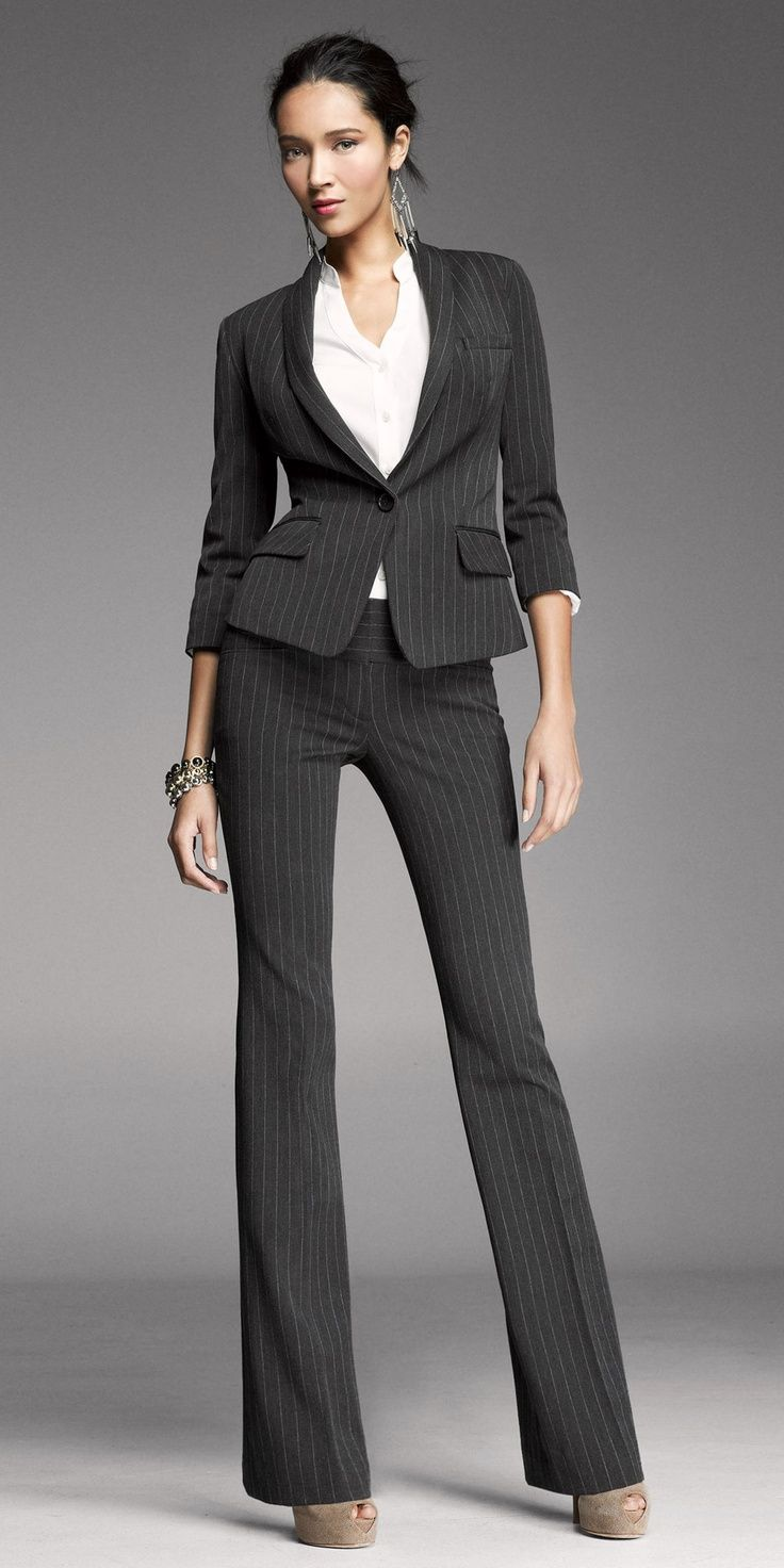 Find this Pin and more on Women suit by lananh ly. V women fashion outfit clothing style apparel closet ideas Rock your office outfit with suit and tie. Classy photos of well dressed women. Safe for work or play. Today we are going to speak about women's suits which have timeless look, so you can wear it whenever you want and you don't have.