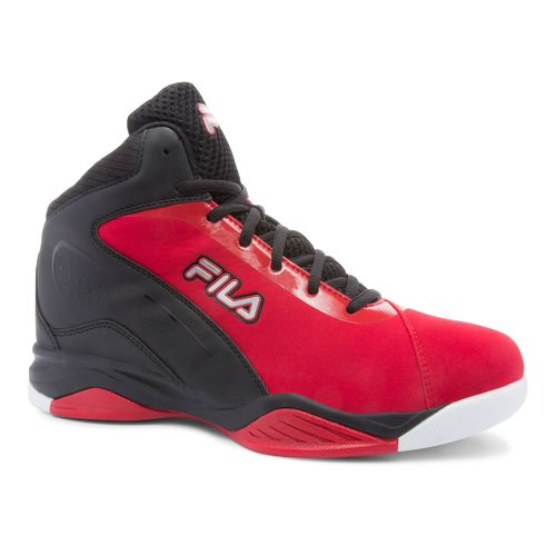 fila shoes ... fila™ menu0027s contingent basketball shoes - view number 6 XLIMMOQ