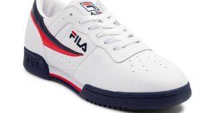 fila shoes mens fila original fitness athletic shoe ZUCURWL