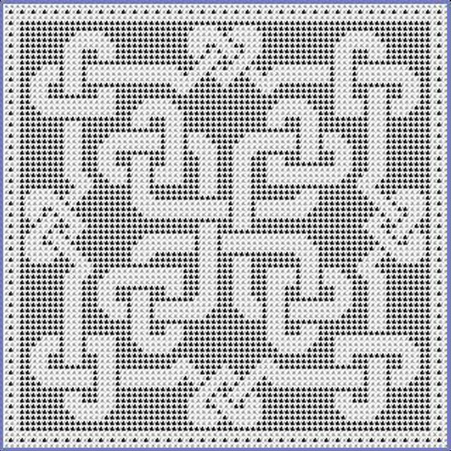 filet crochet patterns many a heart pattern by michelle ryan. celtic patternsheart patternsfilet  crochet ... NEVYZDC