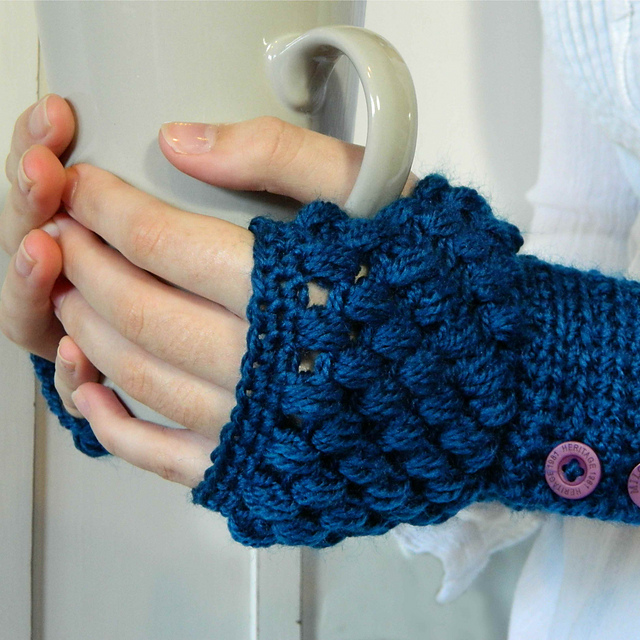 fingerless gloves crochet pattern ... free crochet fingerless mitts patterns wrist warmers crochet arm  warmers free patterns XSETEIA