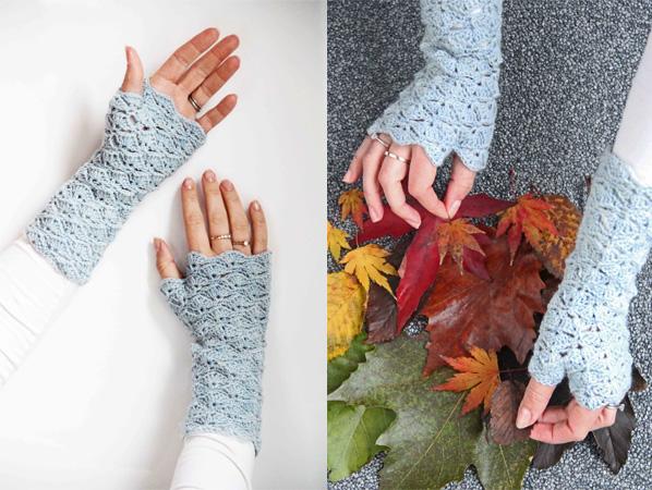 Fingerless Gloves Crochet Pattern Free Pattern Crochet Fingerless