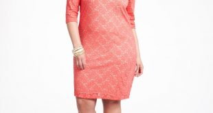 flattering dresses for plus size women ZCNCHDR