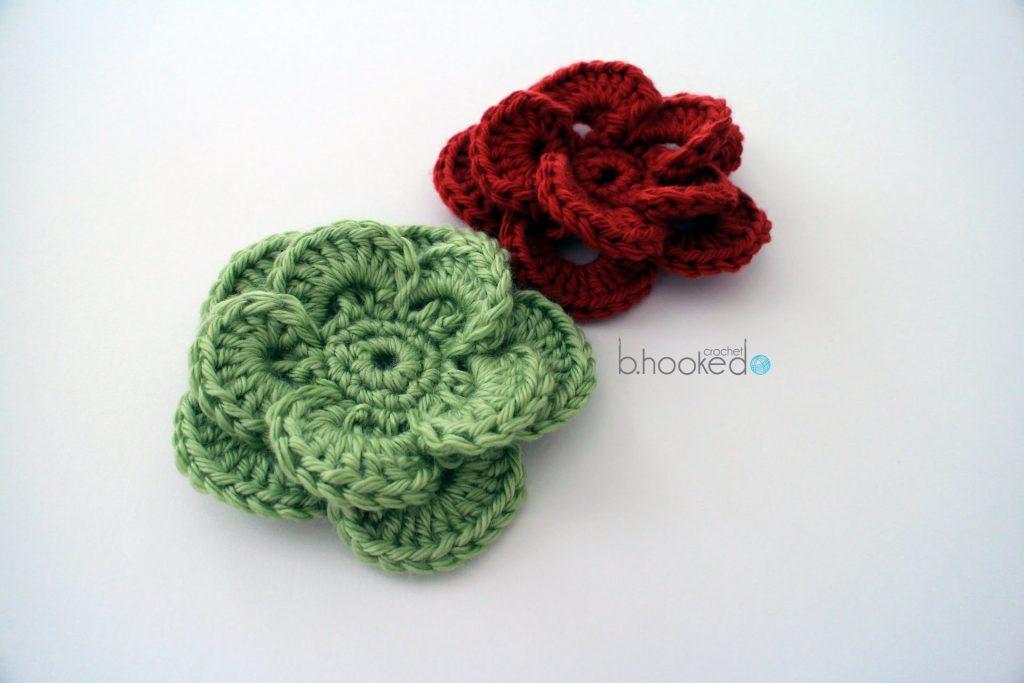Flower Crochet Pattern How To Crochet A Flower Crochet Wagon Wheel
