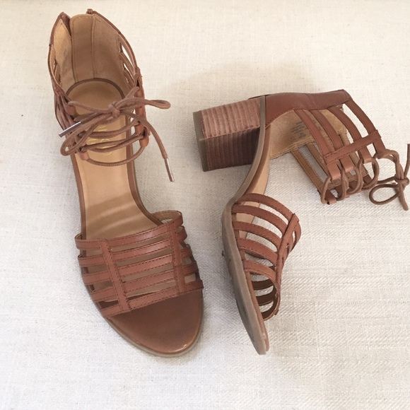 franco sarto shoes - franco sarto lattice lace up sandal LUGQNGC