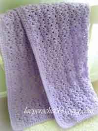 free baby blanket crochet patterns lacy baby blanket SSRMCHU