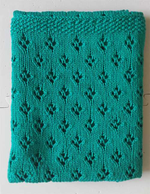 free baby blanket knitting patterns free knitting pattern for alexu0027s baby blanket easy pattern with tulip lace HPKLQKA