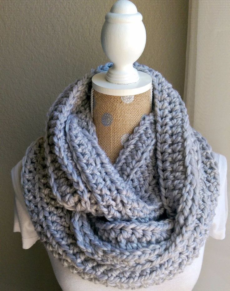 free chunky crochet scarf pattern AVABXNH