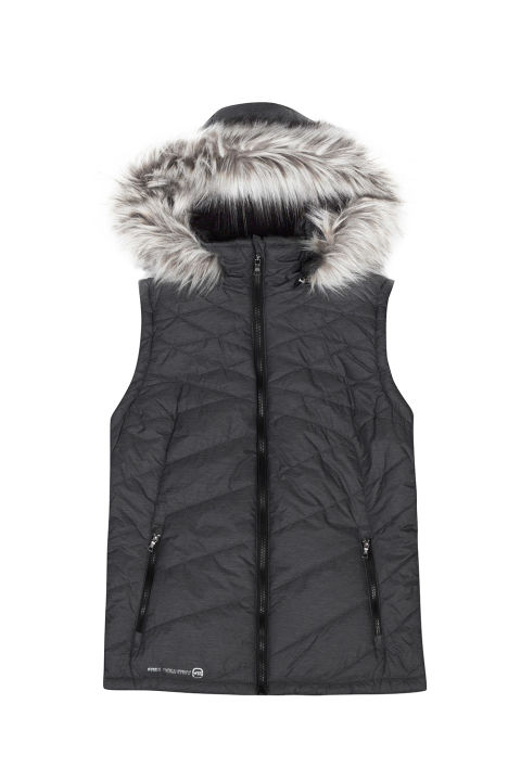 free country womenu0027s airy puffer vest DRIMBMY