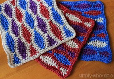free crochet dishcloth patterns even more fun crochet dishcloths. wonderfully wavy dishcloth pattern XLIPPSY