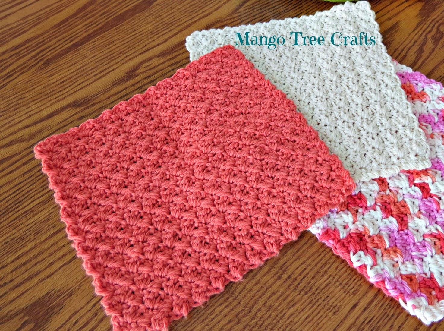 free crochet dishcloth patterns free crochet dishcloth pattern QWLJPGN