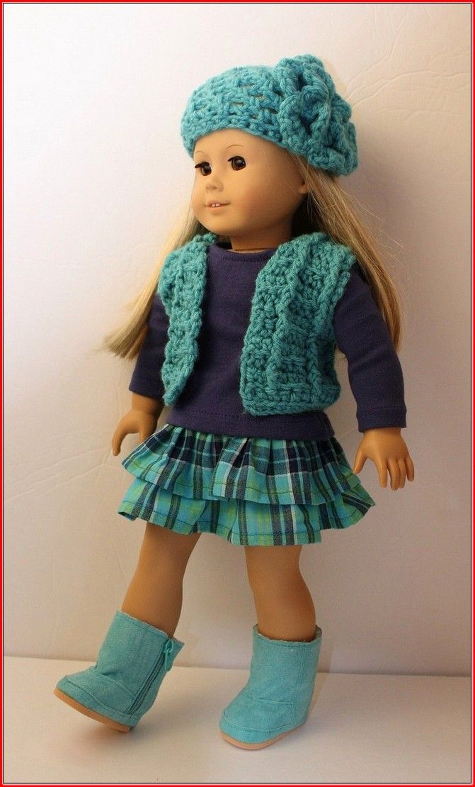 Guide To Dressing Your Doll In Crochet Doll Clothes Fashionarrow