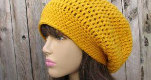 free crochet hat patterns stylish-easy-crochet-hat-patterns-free-crochet-hat- XWYRMUL