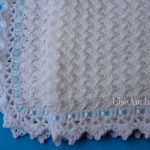 With free crochet patterns for baby blankets, you can make the perfect gift