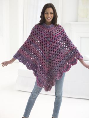 free crochet poncho patterns boho poncho free crochet pattern LASKLNJ
