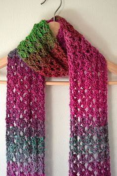free crochet scarf patterns free crochet scarf pattern. a girl can never have too many scarves! HFGWBPJ