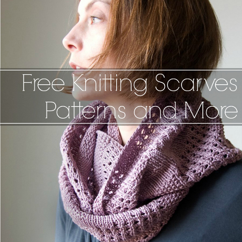 free knitted scarf patterns 16 free knitting scarves patterns and more XEVYXNM