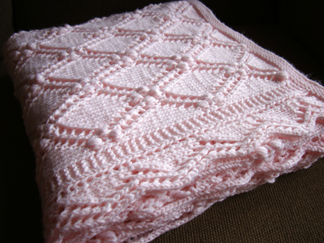 Free Knitting Patterns For Baby Blankets Estonian Princess Baby