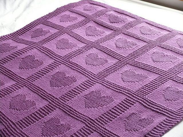 free knitting patterns for baby blankets fashion-free-knitting-patterns-for-blankets-free-pattern- RLWNYRJ
