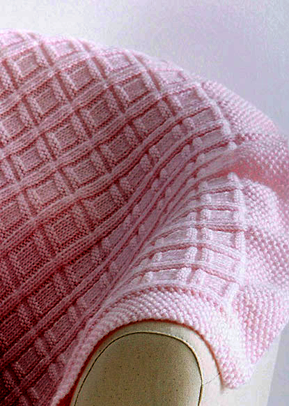 Free Knitting Patterns For Baby Blankets Free Knitting Pattern For