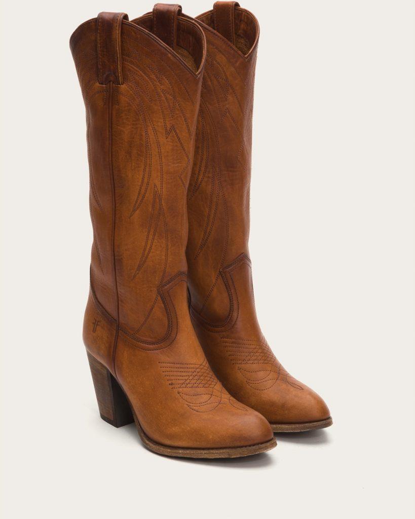 fry boots frye | ilana pull on – black REMJSLA