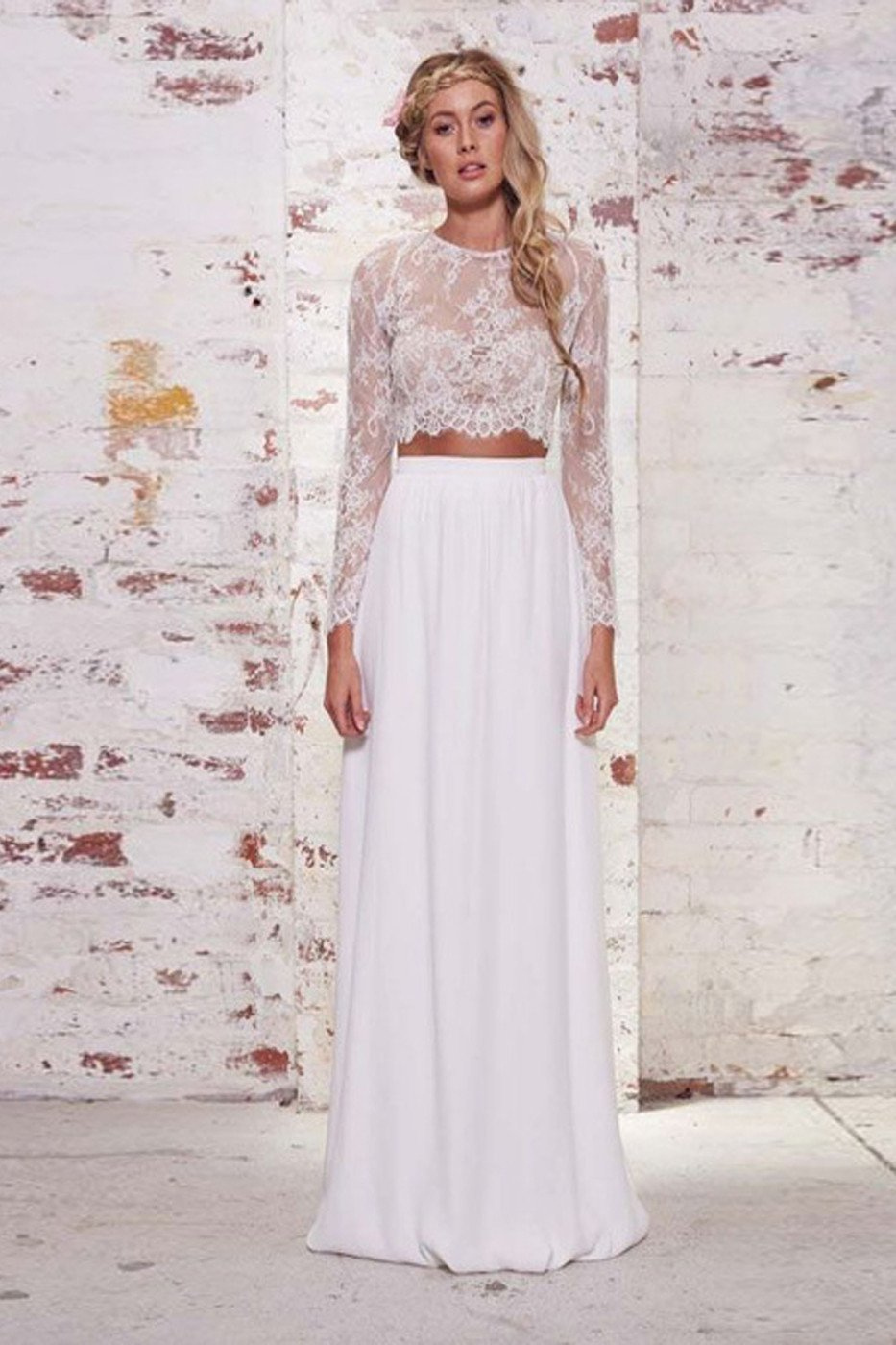 full swing glam white maxi skirt - shopluckyduck - 1 LAHHZJT