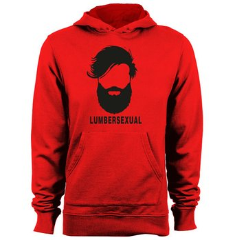 get quotations · lumber sexual beard lumberjack style unisex cool hoodies  graphic hoodies QTPMVJE