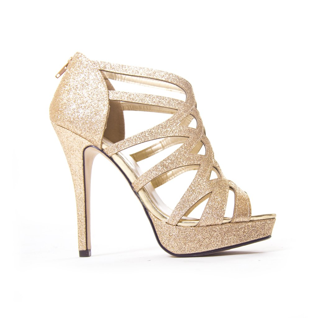 gold high heels high heels in gold XLUJPDF