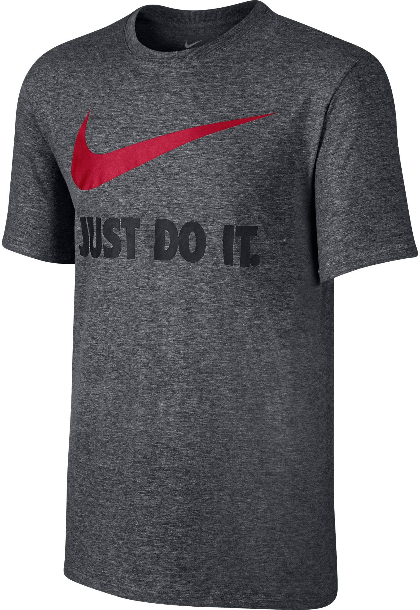 graphic t shirts nike menu0027s new just do it graphic t-shirt DBCGLKT