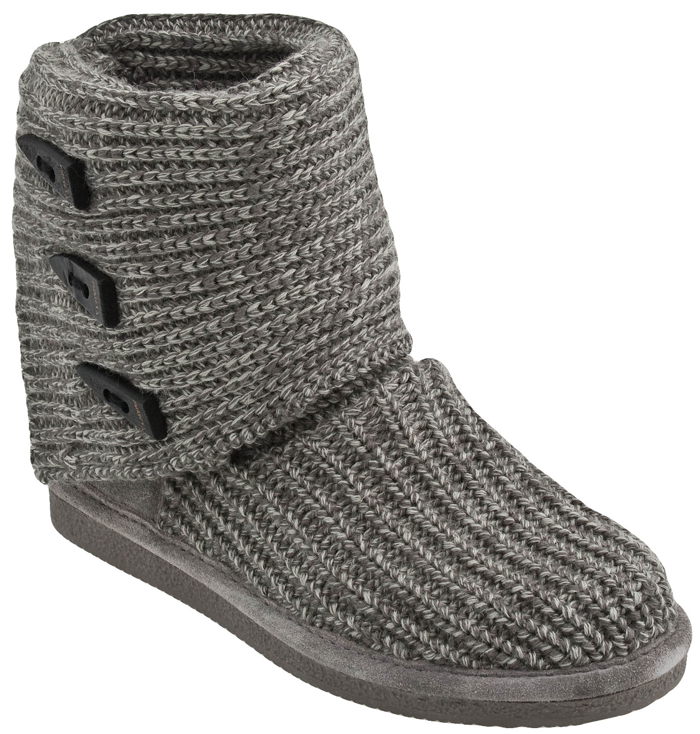 gray knitted boots on the hunt VFWADQJ